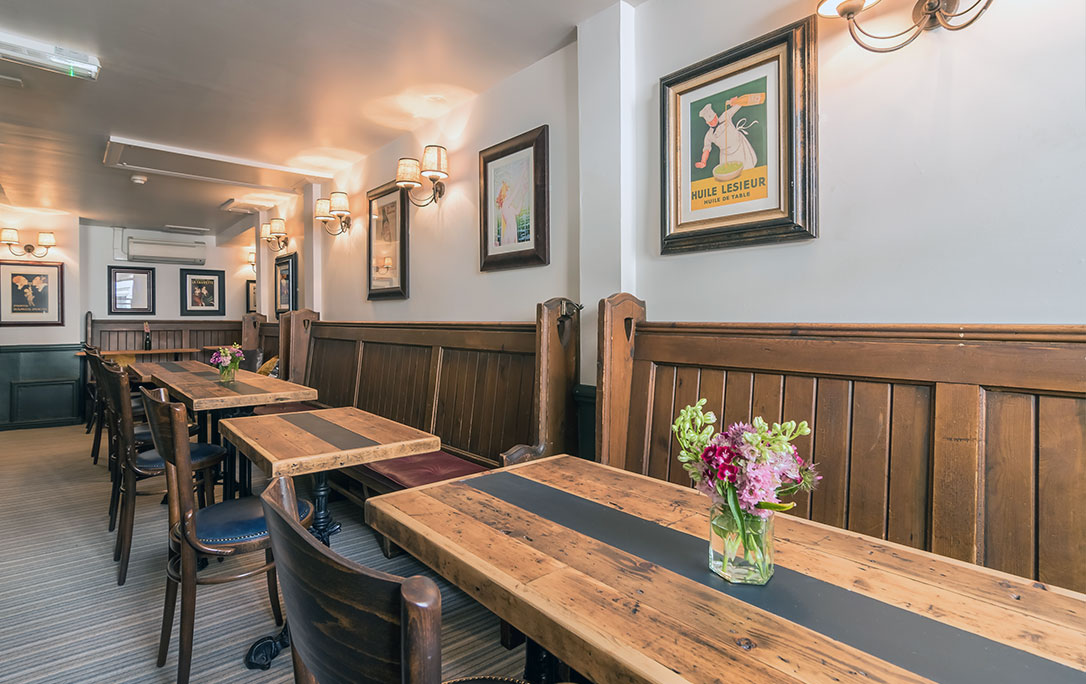 The Ladbroke Arms, Notting Hill