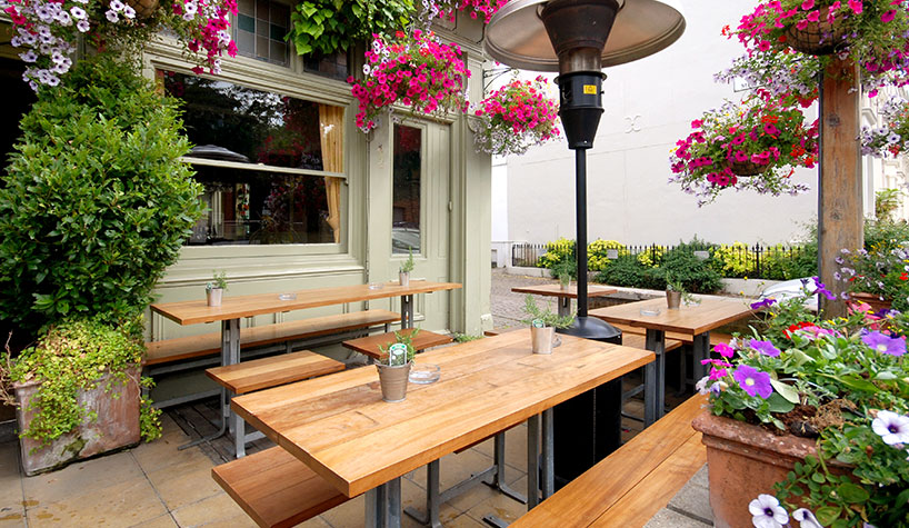 The Ladbroke Arms London's best kept secret gastropubs